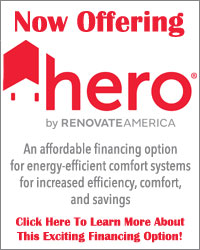 Hero Financing Available