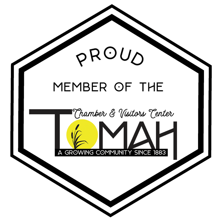 Tomah Chamber Logo