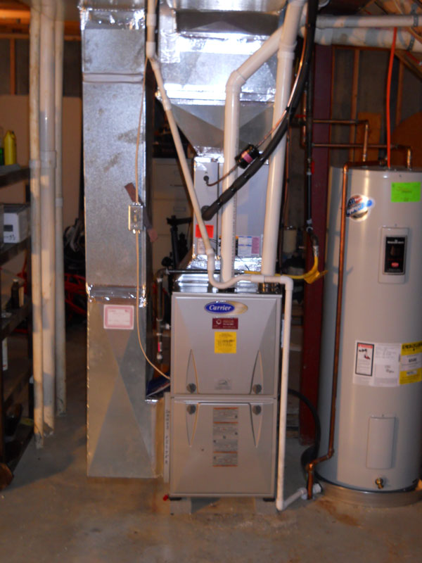 Carrier Furnace Replacement