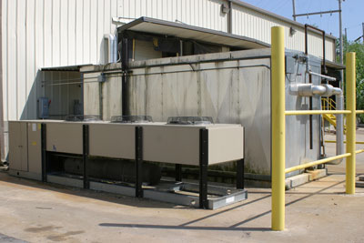 Thermal Storage Unit - Commercial Installation