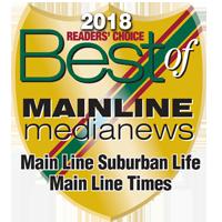 2018 READER'S CHOICE BEST OF MAINLINE AWARD