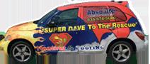 Super Dave Car