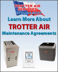 Learn More about Trotter Air Maintenance Agreements