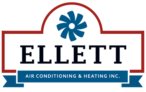 Ellett Air Conditioning & Heating's Duct System Repairs Will Lower Energy Costs and Increase Comfort in Home or Office