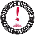 Texas Treasure Business Award