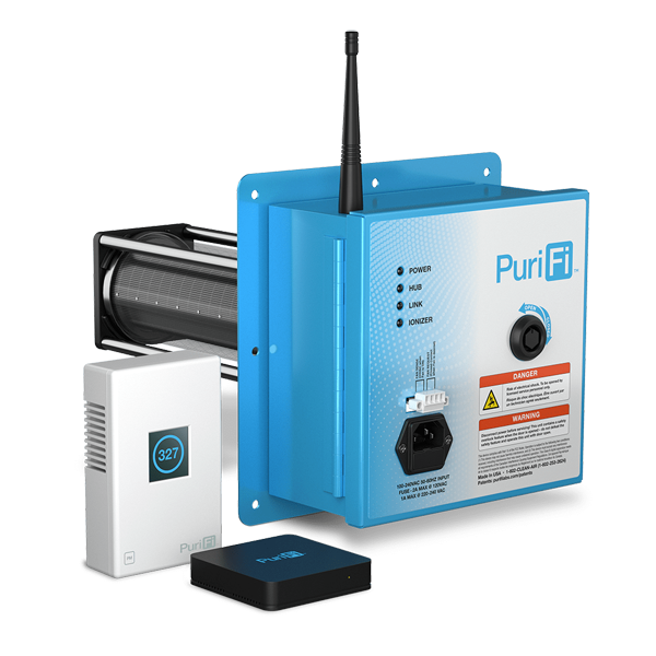 PuriFi Labs Whole-Home Purification System