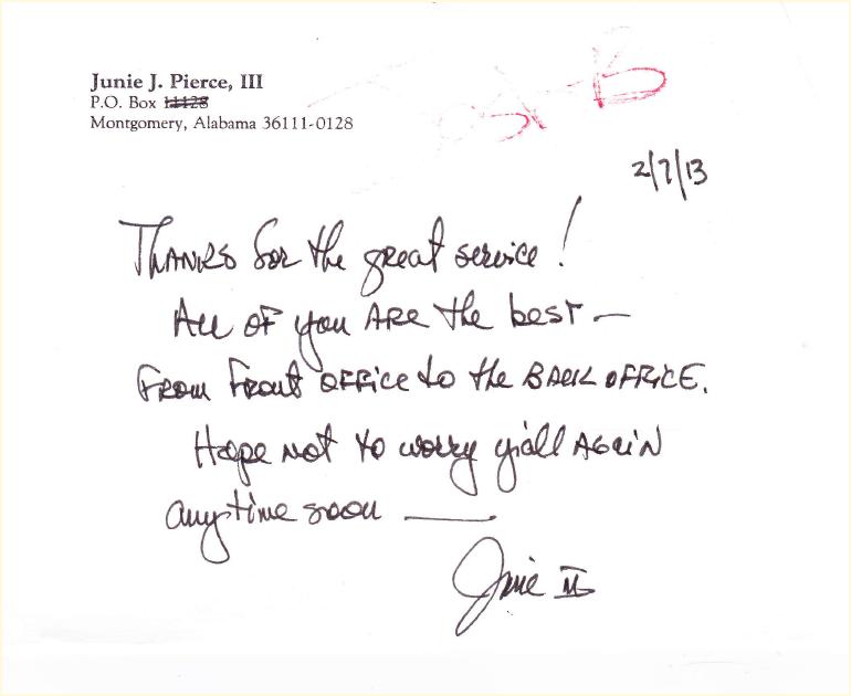 Junie P review
