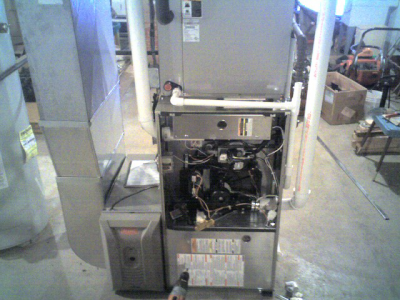 Bryant New Furnace Retrofit Replacement