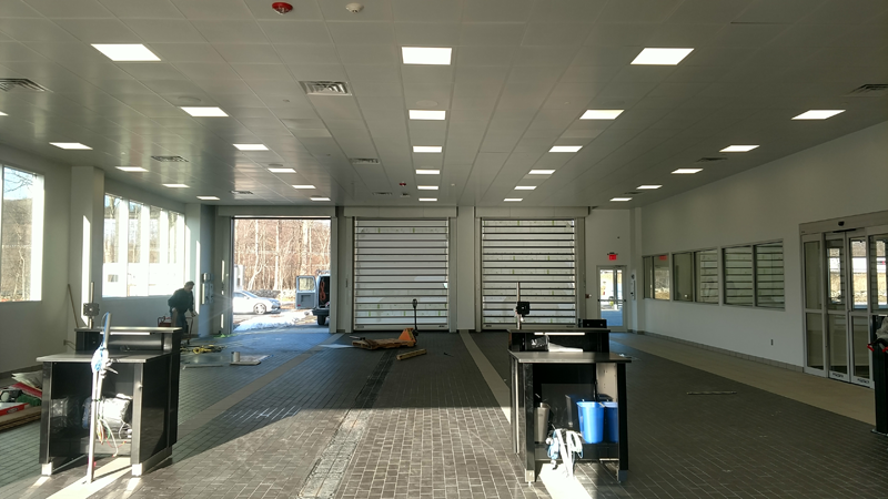 Mercedes Benz of Orange County NY<br /> Server Room Units