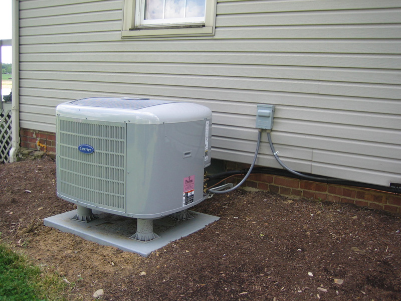 <p>Carrier Hybrid Heat System</p>
