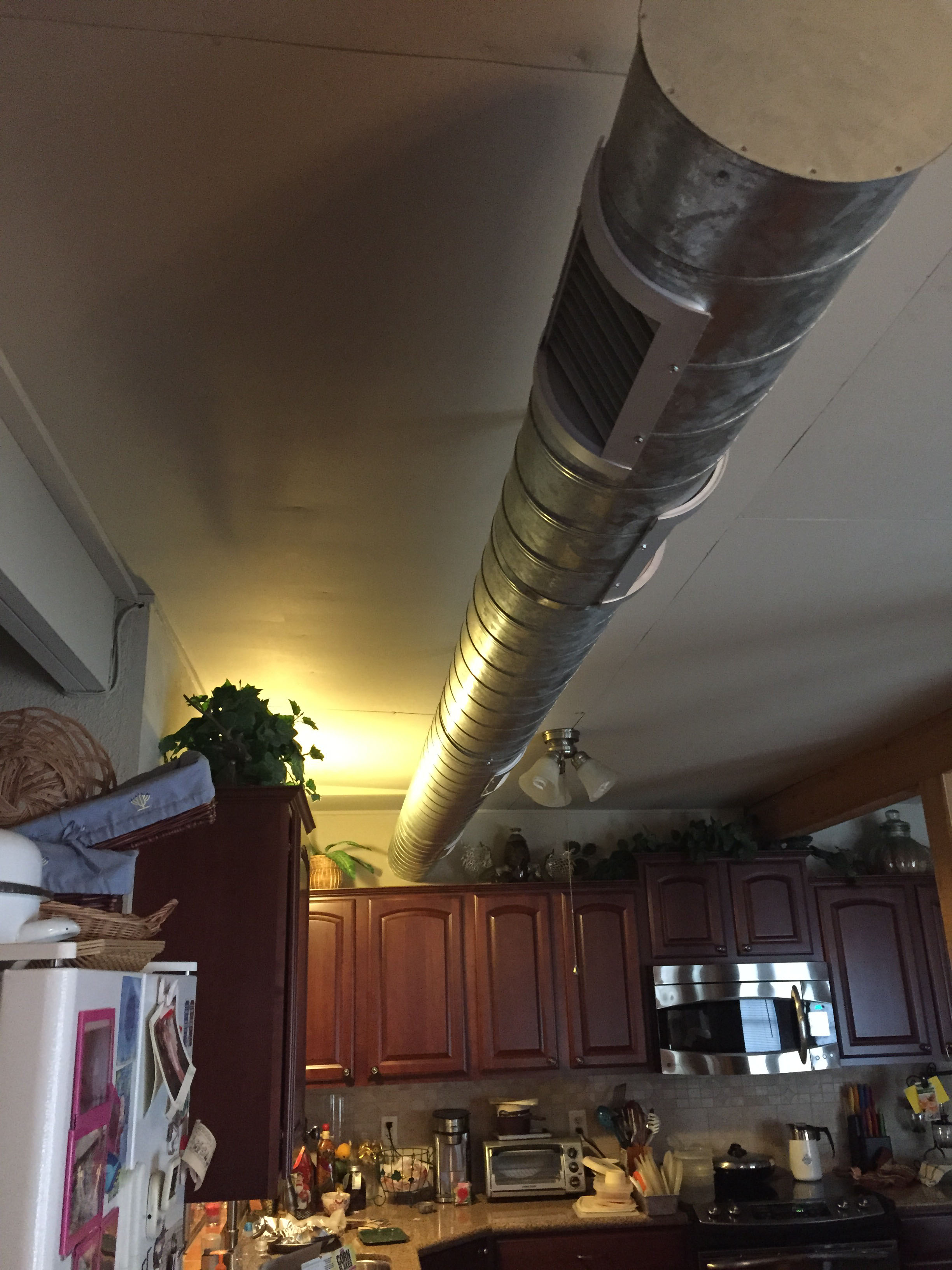 Kitchen Renovation Systems and Duct Work