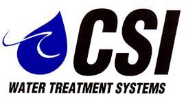 CSI Water Treatment Systems Logo