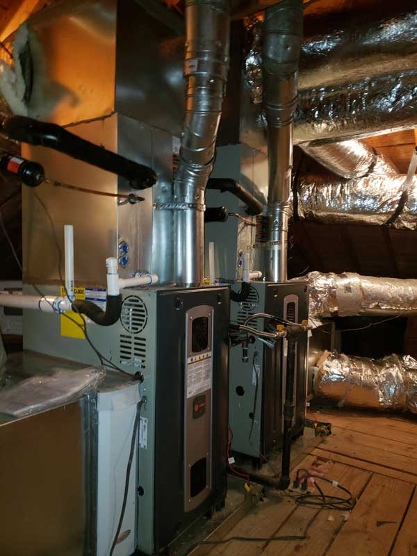 Furnace Installation - April 2021