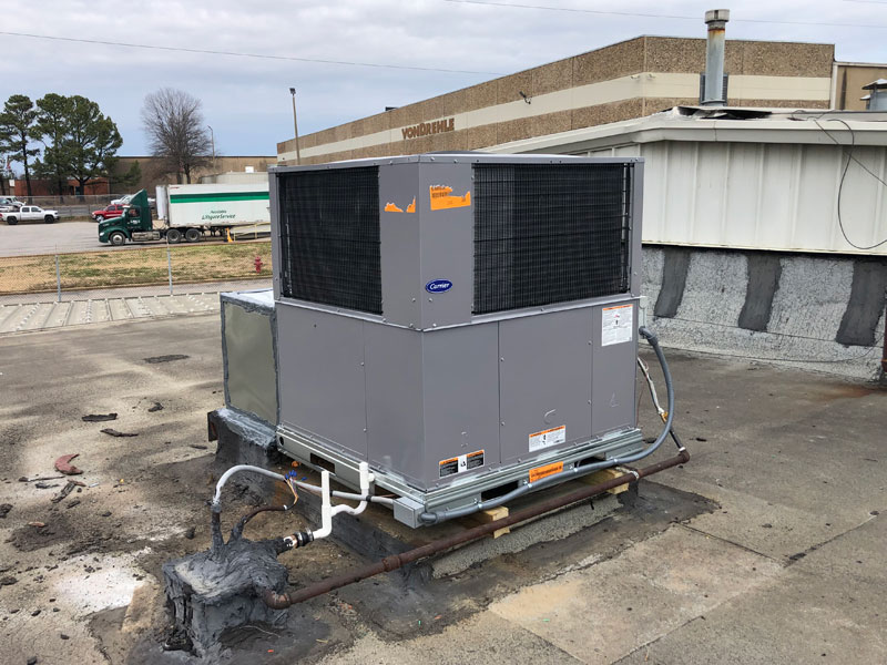 Commercial 4 Ton Gas Package Unit