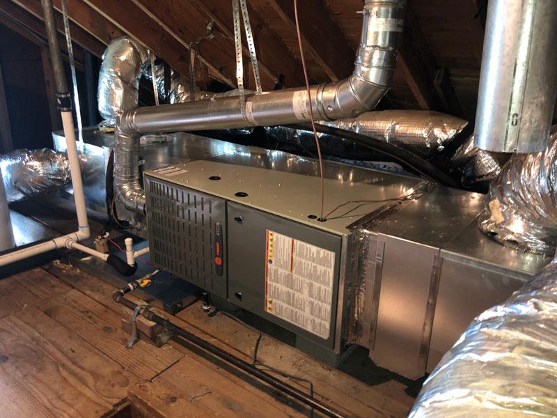 Furnace Installation - July 2021