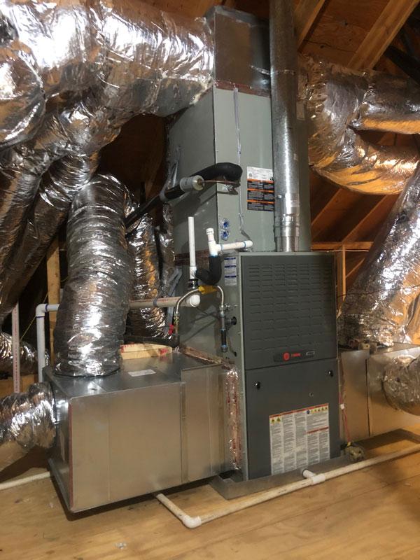 System Installation - July 2021