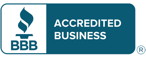Better Business Bureau (Accredited) Logo