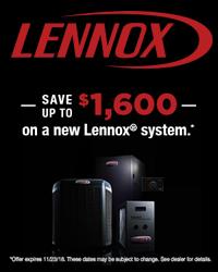 Lennox Rebate