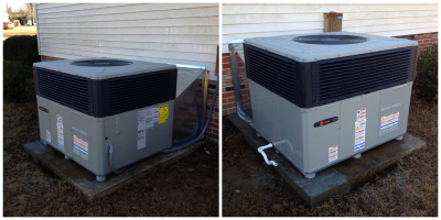 <strong>Trane Heating Installation</strong><br>Trane Heating Installation