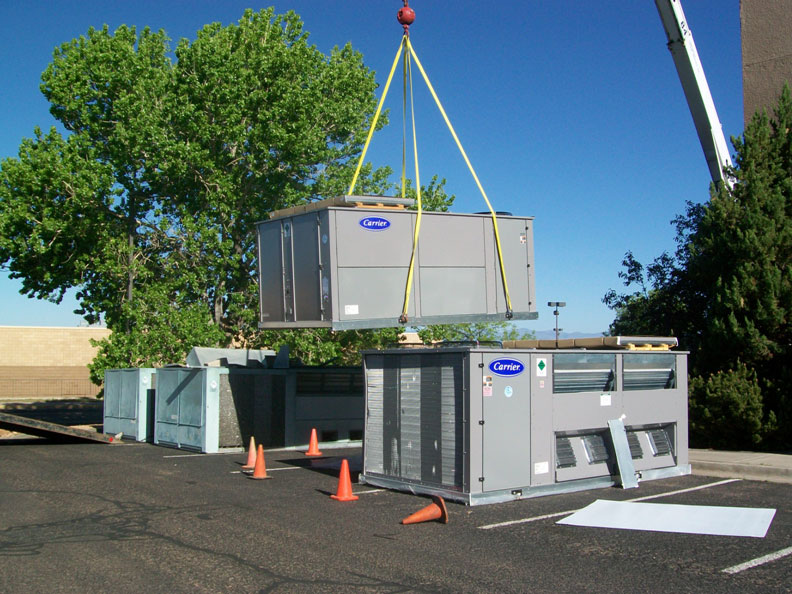 Large Commercial Installation