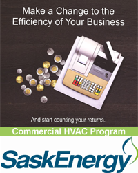 SaskEnergy Commercial HVAC Program