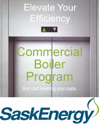 SaskEnergy Commercial Boiler Program