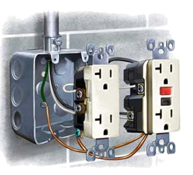 Electrical Switches and Junction Boxes