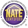 NATE Qualification Logo