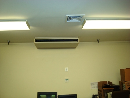 Duct Free Interior