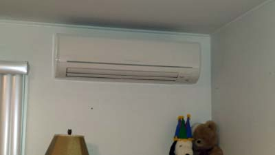 Installation: Ductless Indoor Unit