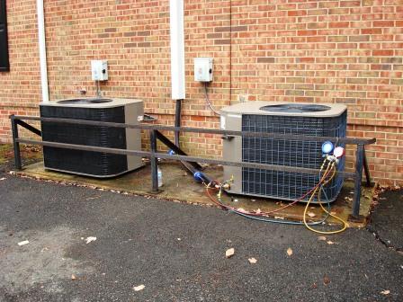Outdoor Condenser units