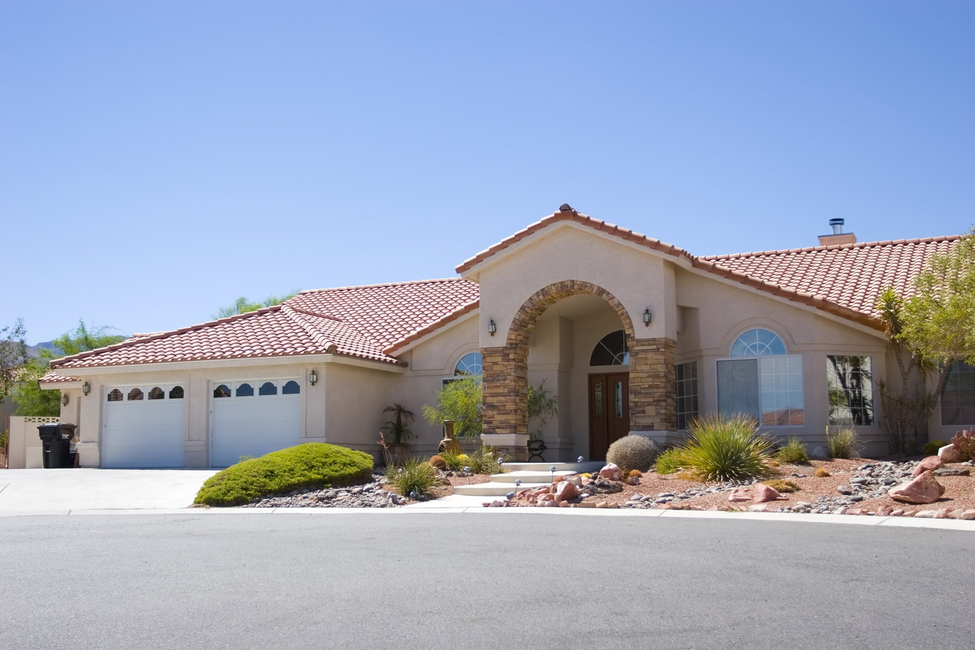 Image of Custom Home in the Las Vegas community