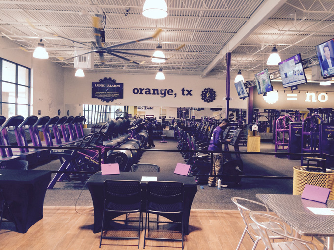 Planet Fitness HVAC Installation Complete