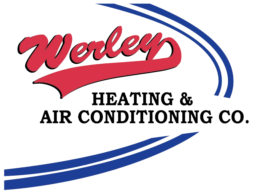 Werley Heating & Air Conditioning Co. Logo