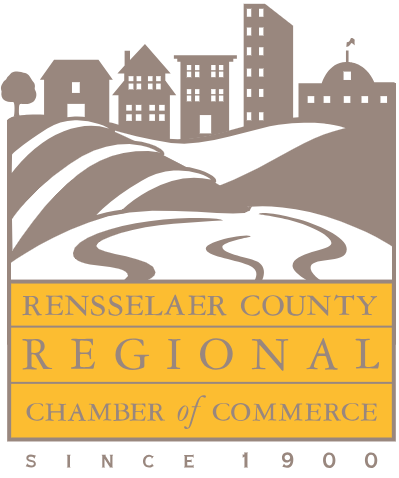 Rensselaer County Regional Chamber of Commerce Logo