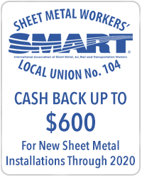 Sheet Metal Workers Local 104 promo
