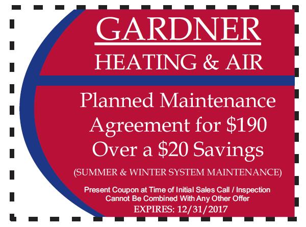 Planned Maintenance Agreement