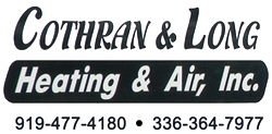 Cothran & Long Heat & Air Inc