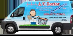 AC Doctor Van