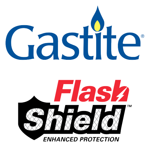 GASTITE AND FLASH-SHIELD CERTIFIED INSTALLERS