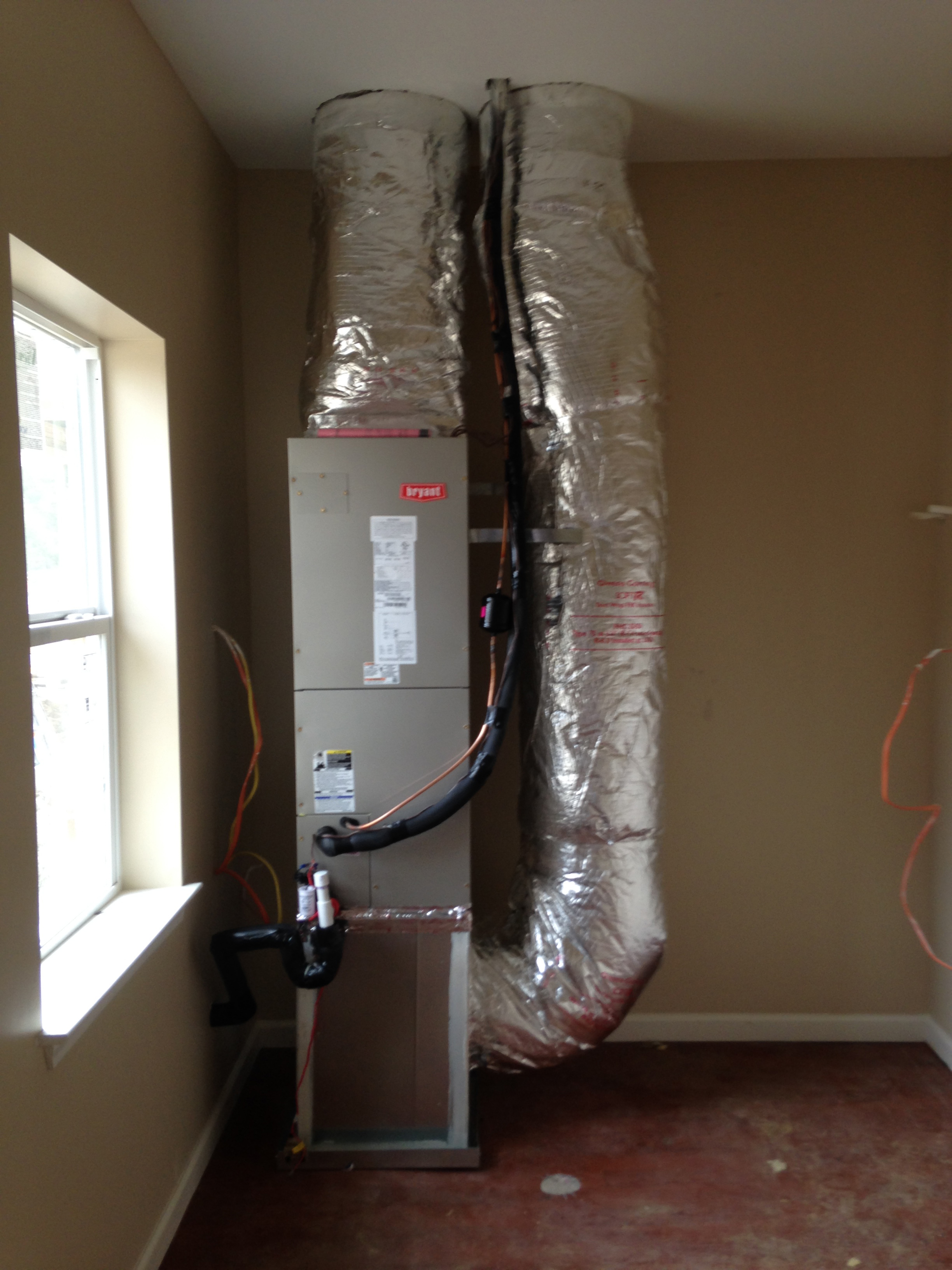 Newton Grove Furnace Installation