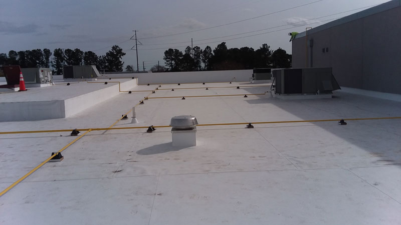 Gas Piping, Rooftop Units, ERV'S and Vehicle Exhaust System Installation - Flow Acura Wilmington, NC