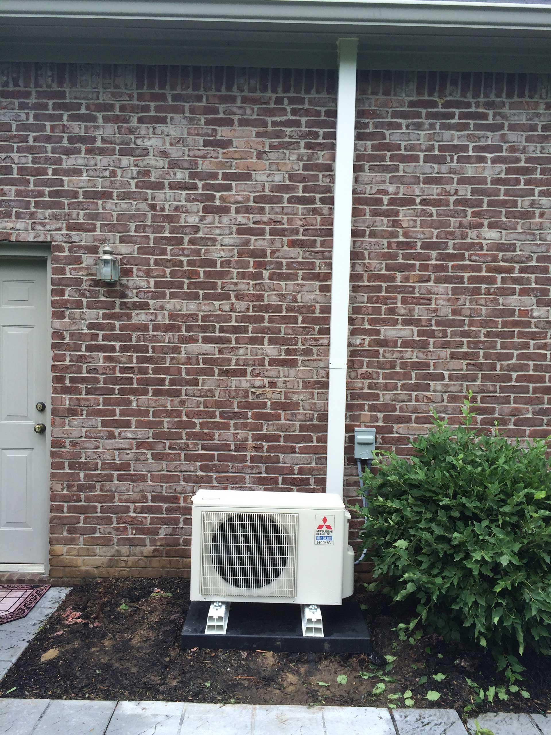 Mitsubishi Ductfree Heat Pump