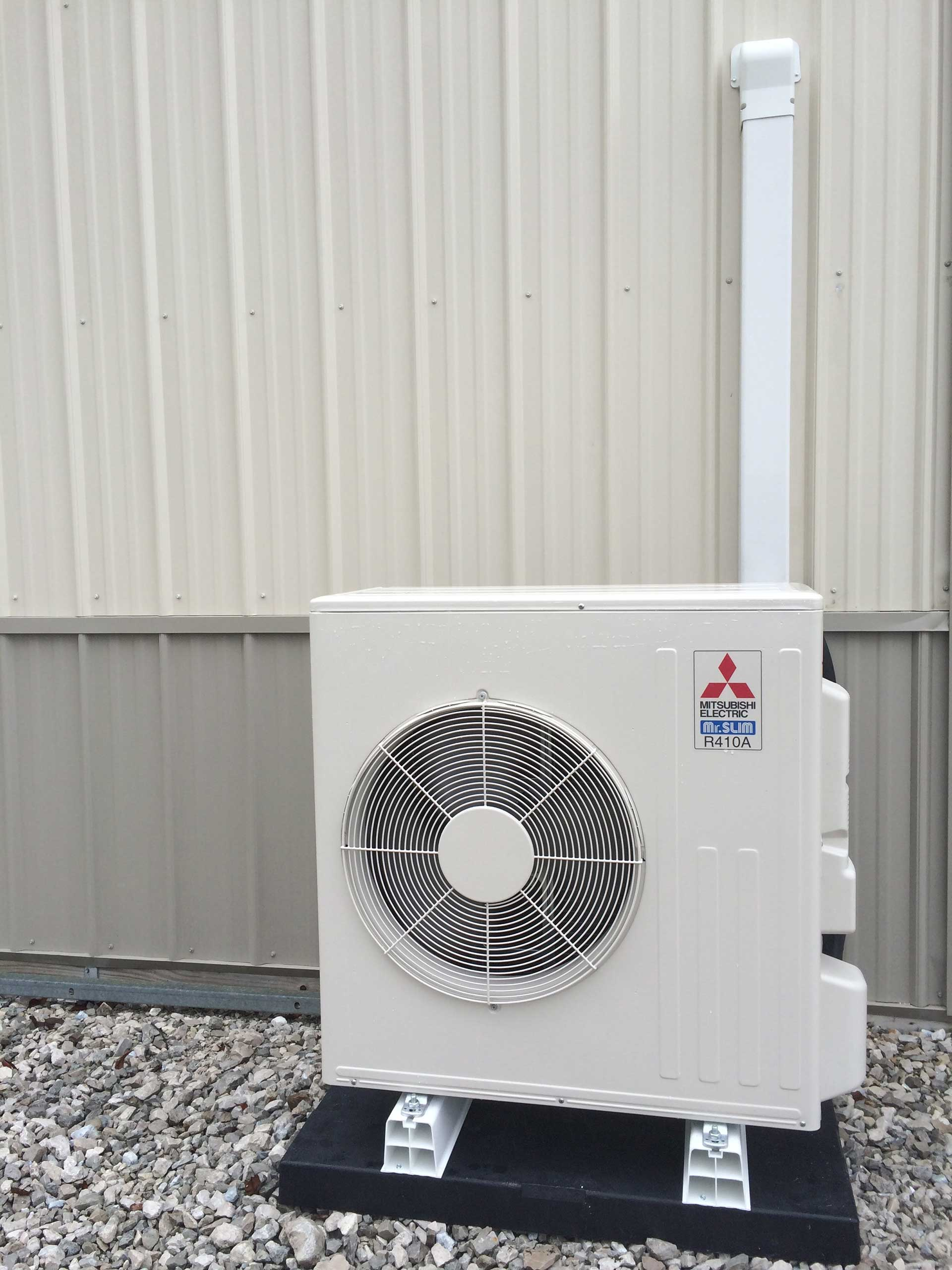 Mitsubishi Multizone Hyper Heat Heat Pump