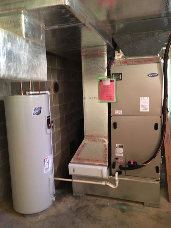 Comfort System Installation