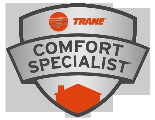 Independent Trane Comfort Specialist™ Dealer