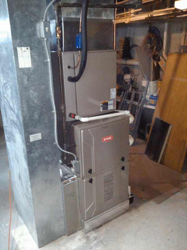 Furnace after picture