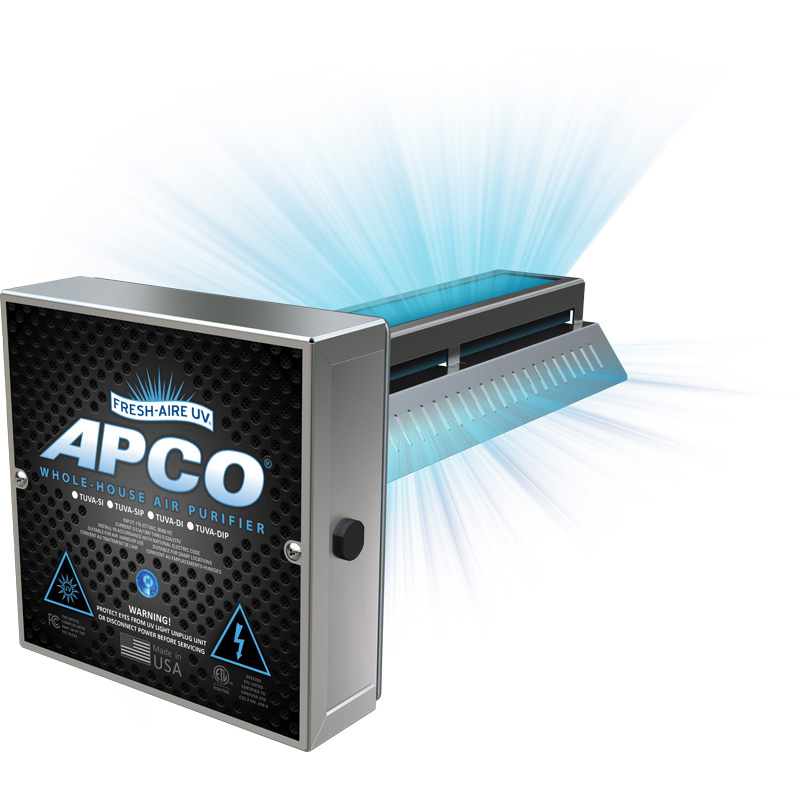 APCO® - The Whole-House Air Purifier