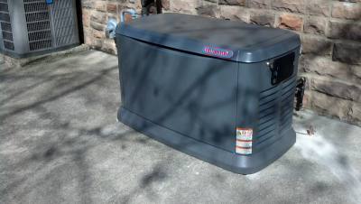 Honeywell Standby Power Generator Installation