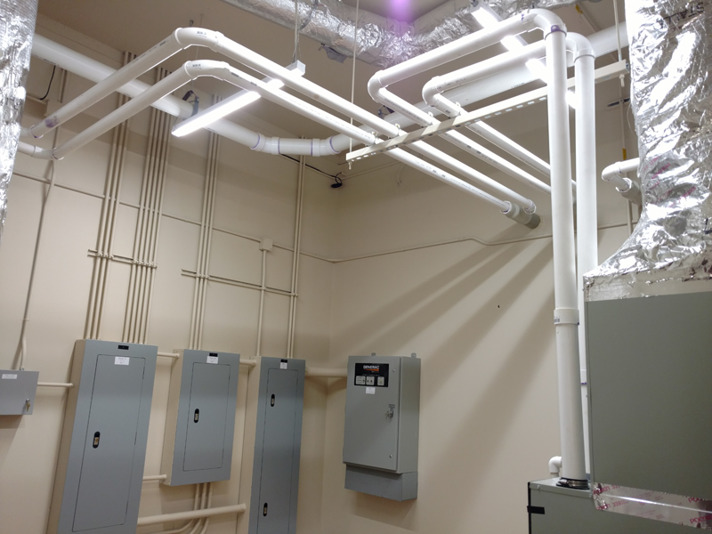 Ductwork Commercial Installation - FCB